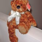 GUND GRAYSON PLUSH STUFFED ANIMAL BEAR NEW WITH TAGS RETIRED