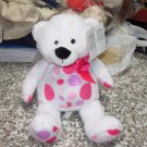 DOTTIE BEAR PLUSH STUFFED ANIMAL NEW GANZ TEDDYBEAR TEDDY BEAR