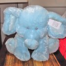 BABY GANZ SWEET SAMMIE BLUE ELEPHANT PLUSH STUFFED ANIMAL NEW SOFT AND CUDDLY