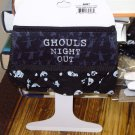 WICKED WINE GLASS SKIRT GHOULS NIGHT OUT ADJUSTABLE WASHABLE NEW GANZ