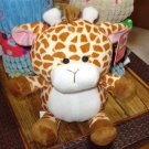 GIRAFFE WHIMSY PETS NEW GANZ PLUSH STUFFED ANIMAL TOY