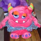 LARGE OOGARELLA GLORIA 10 INCH PLUSH STUFFED OGRE DOLL NEW GANZ