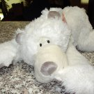 17 INCH FLYING POLAR BEAR STUFFED ANIMAL PLUSH NEW GANZ