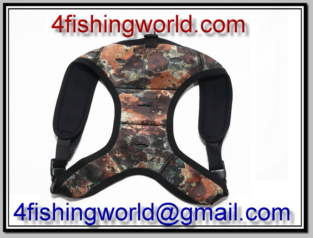 WEIGHT VEST NEOPREN LARGE. 4 POCKETS Free Shipping Worldwide!
