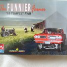FACTORY SEALED AMT/Ertl Funnier Farmer '63 Tempest AWB #21452P Model King