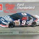 FACTORY SEALED AMT/Ertl Bill Elliott #9 Coors Light Ford Thunderbird  Kit #6740
