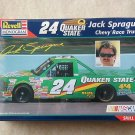 FACTORY SEALED Revell #24 Quaker State Jack Sprague Chevy Race Truck #85-2499