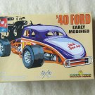 FACTORY SEALED '40 Ford Early Modified by AMT/Ertl for Model King #21363P