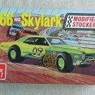FACTORY SEALED AMT Modified Stocker '66 Buick Skylark #30147 LTD Edition VTG 8
