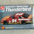 FACTORY SEALED Bill Elliott #94 McDonald's Racing Team Thunderbird #8188