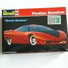 "FACTORY SEALED Revell Pontiac Banshee ""Dream Machine""  #7100"