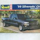 FACTORY SEALED Revell '99 Silverado CK Chevy Pickup Truck  #85-7646