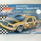FACTORY SEALED Monogram Alan Kulwicki #35 Quincy's Thunderbird #0761 1 of 5000