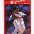 1990 Donruss Baseball #541 Wes Gardner - Boston Red Sox