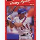 1990 Donruss Baseball #526 Barry Lyons - New York Mets