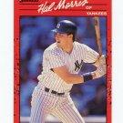1990 Donruss Baseball #514 Hal Morris - New York Yankees ExMt