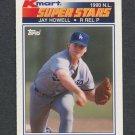 1990 K-Mart Superstars Baseball #13 Jay Howell - Los Angeles Dodgers