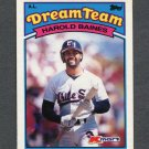 1989 K-Mart Dream Team Baseball #22 Harold Baines - Chicago White Sox