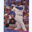 1994 Leaf Baseball #139 Derrick May - Chicago Cubs