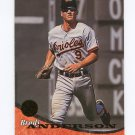 1994 Leaf Baseball #066 Brady Anderson - Baltimore Orioles