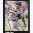 1993 Pinnacle Baseball #500 Sid Fernandez - New York Mets