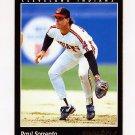 1993 Pinnacle Baseball #320 Paul Sorrento - Cleveland Indians
