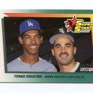 1992 Fleer Baseball #706 Ramon Martinez / Ozzie Guillen