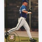 1994 Bowman Baseball #639 Darren Burton - Kansas City Royals