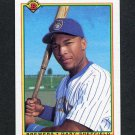 1990 Bowman Baseball #391 Gary Sheffield - Milwaukee Brewers