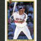 1990 Bowman Baseball #333 Albert Belle - Cleveland Indians