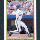 1990 Bowman Baseball #140 Gregg Jefferies - New York Mets