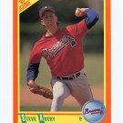 1990 Score Rookie/Traded Baseball #109T Steve Avery - Atlanta Braves