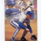 1993 Flair Baseball #216 Phil Hiatt - Kansas City Royals