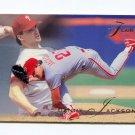1993 Flair Baseball #104 Danny Jackson - Philadelphia Phillies