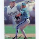1993 Flair Baseball #046 Jack Armstrong - Florida Marlins