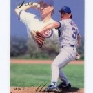 1993 Flair Baseball #018 Mike Morgan - Chicago Cubs