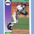 1992 Score Baseball #841 Royce Clayton - San Francisco Giants