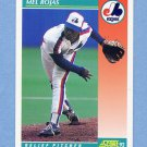 1992 Score Baseball #725 Mel Rojas - Montreal Expos