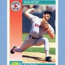 1992 Score Baseball #705 Dan Petry - Boston Red Sox