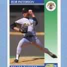 1992 Score Baseball #548 Bob Patterson - Pittsburgh Pirates