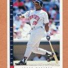 1993 Score Baseball #471 Lenny Webster - Minnesota Twins