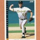 1993 Score Baseball #369 Stan Belinda - Pittsburgh Pirates