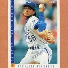 1993 Score Baseball #336 Hipolito Pichardo - Kansas City Royals