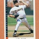 1993 Score Baseball #288 Jim Pena - San Francisco Giants