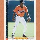 1993 Score Baseball #234 Manny Alexander - Baltimore Orioles