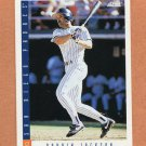1993 Score Baseball #155 Darrin Jackson - San Diego Padres