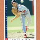 1993 Score Baseball #066 Mark Langston - California Angels