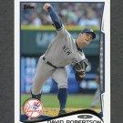 2014 Topps Mini Baseball #576 David Robertson - New York Yankees