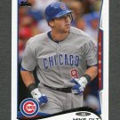 2014 Topps Mini Baseball #386 Mike Olt - Chicago Cubs