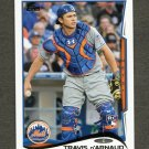 2014 Topps Mini Baseball #248 Travis d'Arnaud RC - New York Mets